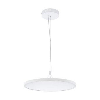 EGLO connect CERIGNOLA-C Hängeleuchte LED Weiß, 1-flammig, Fernbedienung, Farbwechsler