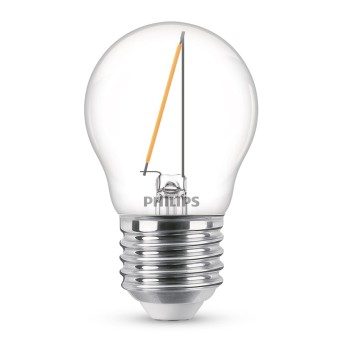 Philips LED E27 15 Watt 2700 Kelvin 136 Lumen