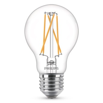 Philips LED E27 60 Watt 2700-2200 Kelvin 806 Lumen