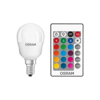 Osram LED E14 RGBW 4,5 Watt 2700 Kelvin 250 Lumen