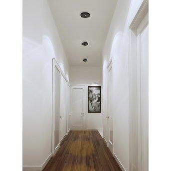 Bopp Leuchten CLOSE Deckenleuchte LED Schwarz, 1-flammig