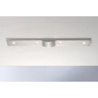 Bopp Leuchten WAVE Deckenleuchte LED Weiß, 4-flammig