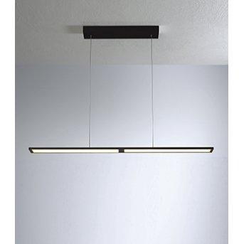 Bopp Leuchten FLY Pendelleuchte LED Schwarz, 1-flammig