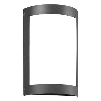 CMD AQUA MARCO Außenwandleuchte LED Anthrazit, 1-flammig, Bewegungsmelder