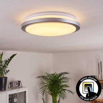 Sapioris Deckenpanel LED Weiß, 1-flammig