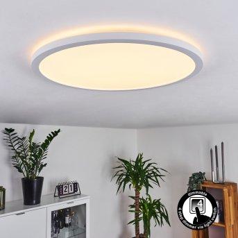 Boyero Deckenpanel LED Weiß, 1-flammig