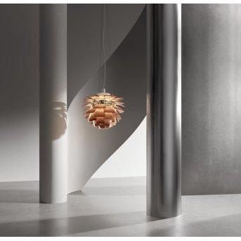 Louis Poulsen PH Artichoke Pendelleuchten LED Chrom, 1-flammig