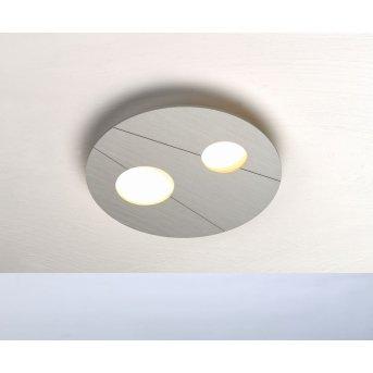 Bopp GRAFICO Deckenleuchte LED Aluminium, 2-flammig