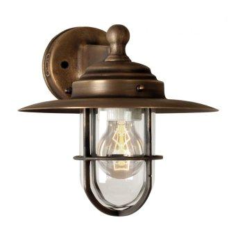 KS Verlichting Labenne Wandleuchte Bronze, Kupferfarben, 1-flammig