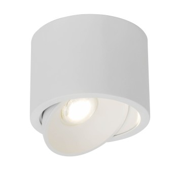 AEG Leca Deckenleuchte LED Weiß, 1-flammig