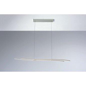 Bopp Flow Pendelleuchte LED Aluminium, 1-flammig