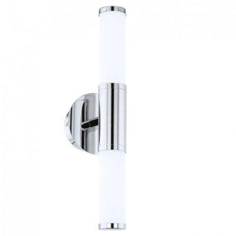 Eglo PALMERA 1 Wand- und Spiegelleuchte LED Chrom, 2-flammig