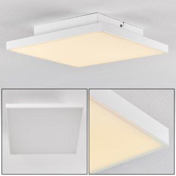 Bankura Deckenpanel LED Weiß, 1-flammig