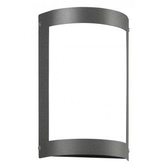 CMD AQUA MARCO Außenwandleuchte LED Anthrazit, 1-flammig