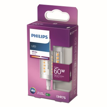 Philips LED R7S kurz 7,5 Watt 3000 Kelvin 950 Lumen