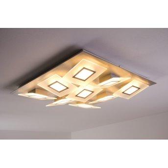 Bopp Leuchten FRAME Deckenleuchte LED Aluminium, 9-flammig