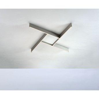 Bopp NANO PLUS COMFORT Deckenleuchte LED Weiß, Beige, 1-flammig