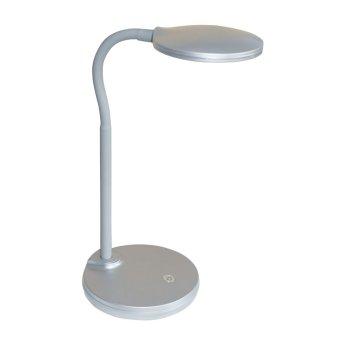 Nino Leuchten CARMEN Tischleuchte LED Silber, 1-flammig