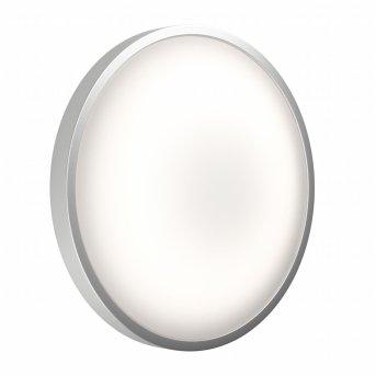 LEDVANCE ORBIS Deckenleuchte Silber, 1-flammig, Farbwechsler
