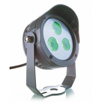 Deko Light Power Spot Aussenstrahler LED Anthrazit, 1-flammig