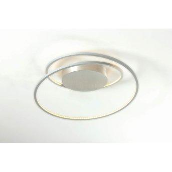 Bopp Leuchten AT LED Deckenleuchte Aluminium, 1-flammig