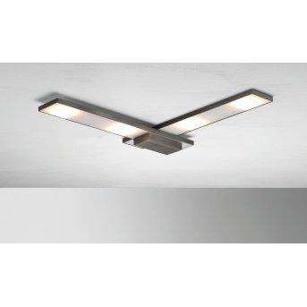 BOPP SLIGHT DECKENLEUCHTE LED Anthrazit, 4-flammig