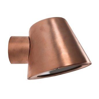 KS Verlichting Vita Cup Wandleuchte Kupferfarben, 1-flammig