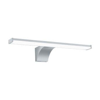 Eglo PANDELLA Spiegelleuchte LED Chrom, Silber, 1-flammig, Bewegungsmelder
