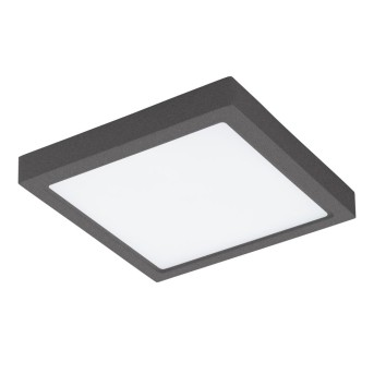 Eglo ARGOLIS Deckenleuchte LED Anthrazit, 1-flammig
