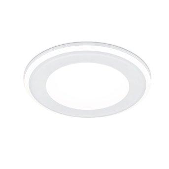 Trio Leuchten AURA Einbauleuchten LED Weiß, 1-flammig