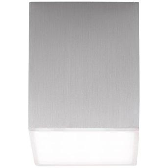 AEG Gillian Deckenleuchte LED Aluminium, 1-flammig