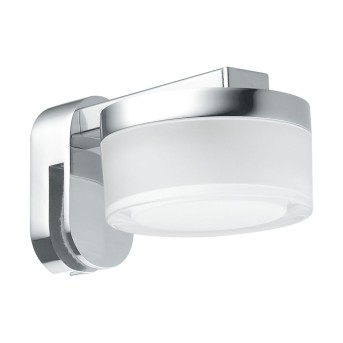 EGLO ROMENDO Spiegelleuchte LED Chrom, 1-flammig