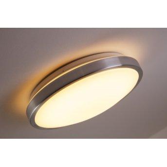 Wutach Deckenleuchte LED Aluminium, 1-flammig