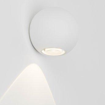 AEG Gus Außenwandleuchte LED Weiß, 1-flammig