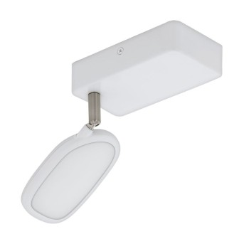 Eglo CONNECT PALOMBARE-C Spot LED Weiß, 1-flammig, Farbwechsler