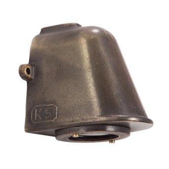 KS Verlichting Offshore Wandleuchte Bronze, 1-flammig