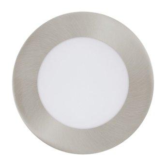 Eglo FUEVA Einbauleuchte LED Nickel-Matt, 3-flammig