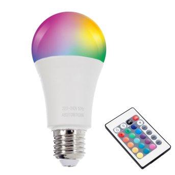 LED RGB E27 10W 2700 Kelvin 800 Lumen
