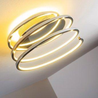 Sepino Deckenleuchte LED Chrom, 1-flammig