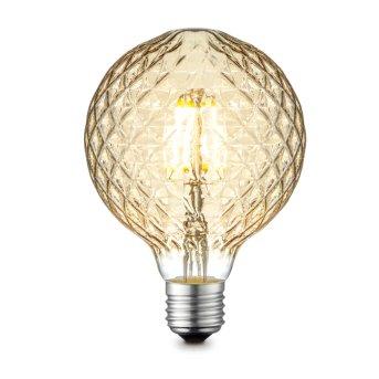 Globo LED Leuchtmittel E27 4 Watt 2700 Kelvin 380 Lumen