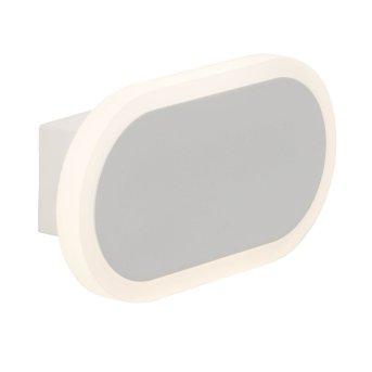 AEG Ric Wandleuchte LED Weiß, 1-flammig